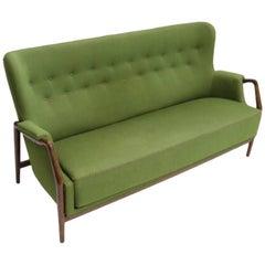Kurt Olsen Three-Seat Sofa