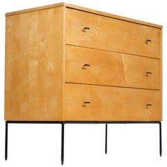 Three-Drawer Dresser by Paul McCobb for Planner Group in Natural Maple