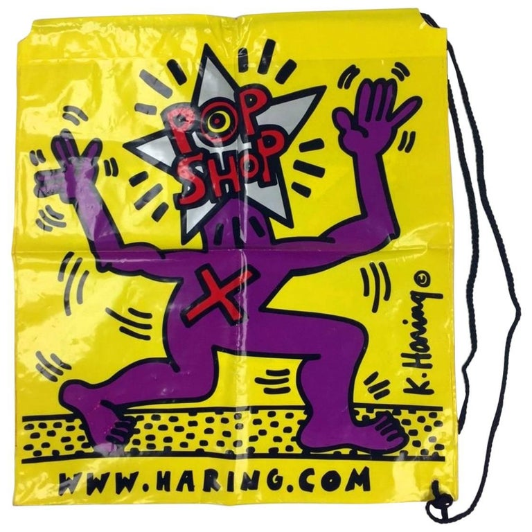 Keith Haring Pop Shop Collectible