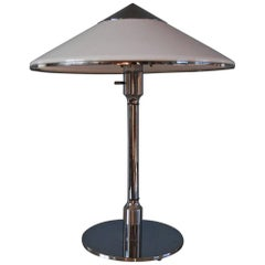 Thykier Niels Rasmussen Table Lamp, circa 1940, origin: Denmark