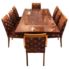 Dakota Jackson Epoch Series Dining Set