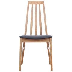 Mid-Century Modern Scandinavian Dining Chair Model Eva by Niels Koefoed