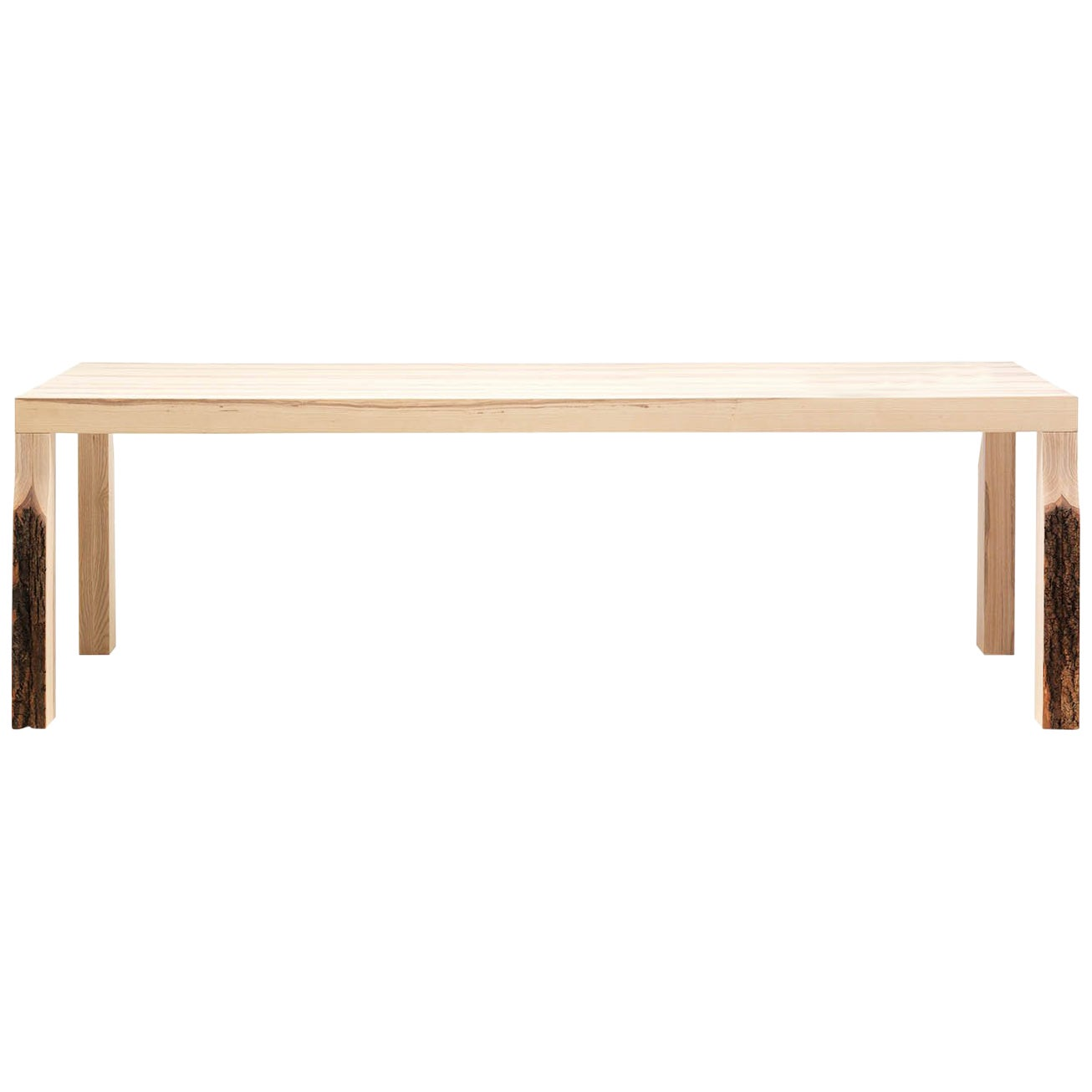 Cross Fade Natural Dining Table by Mogg