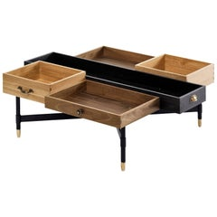 The Dreamers Wide Coffee Table by Uto Balmoral & Mogg