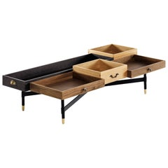 The Dreamers Long Coffee Table by Uto Balmoral & Mogg