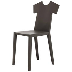 T-Chair in Black by Annebet Philps & Mogg