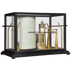 Large Micro Barograph by Short & Mason, London