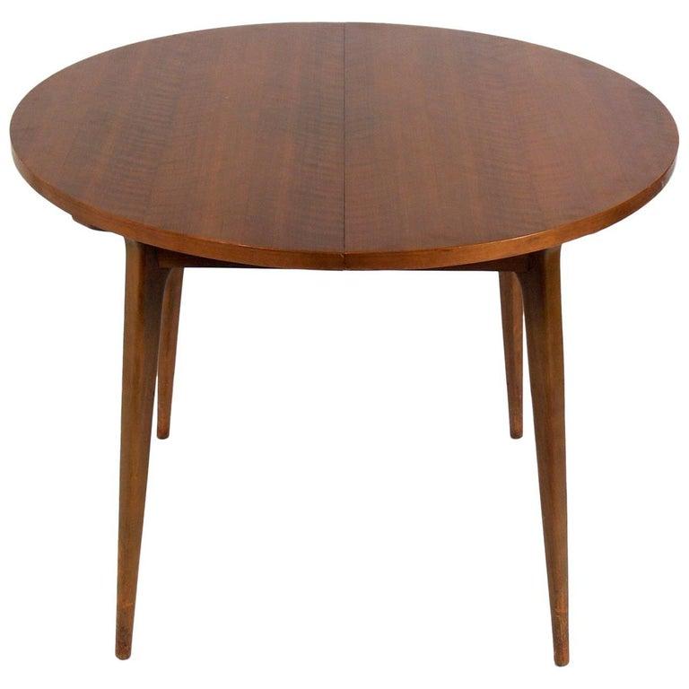 Italian Modern Dining Table by Bertha Schaefer