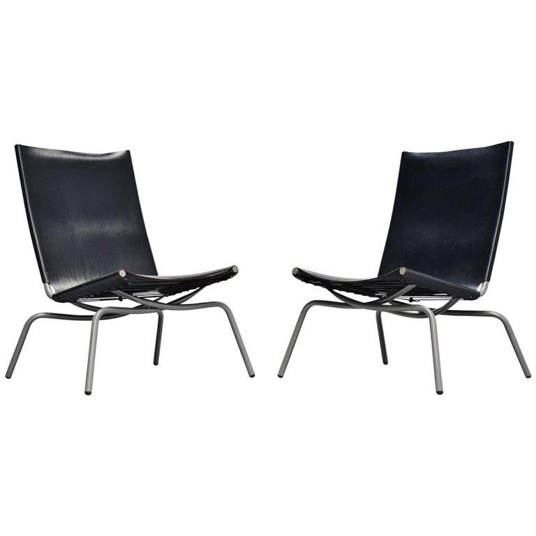 Fabiaan Van Severen Crossed Legged Chairs, Belgium, 1998