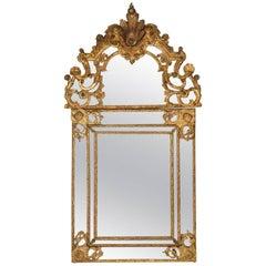 18th Century Continental Mirror