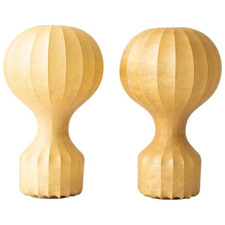 Archille & Pier Giacomo Castiglioni for Flos Gatto Lamps