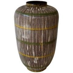 Italian Ceramic Vase or Urn