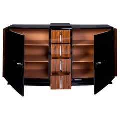 Exceptional French Art Deco Sideboard