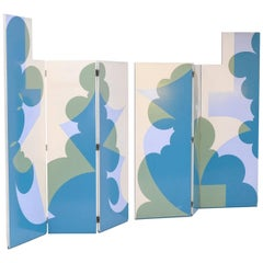 Room Dividers by Giacomo Balla for Gavina, 1970s