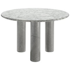 Italian Postmodern Marble Centre Table, 1970s