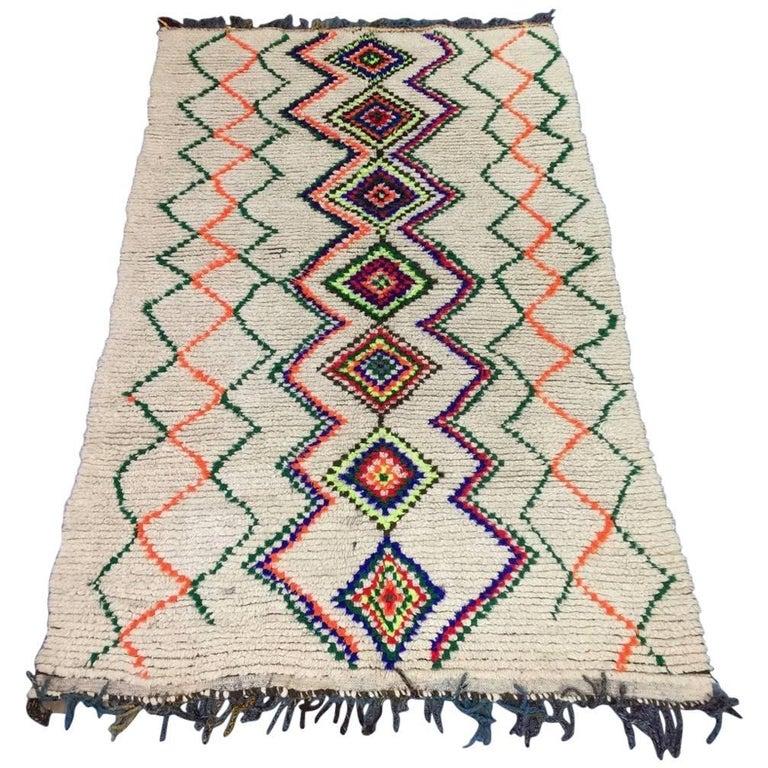Moroccan Azilal Berber Rug