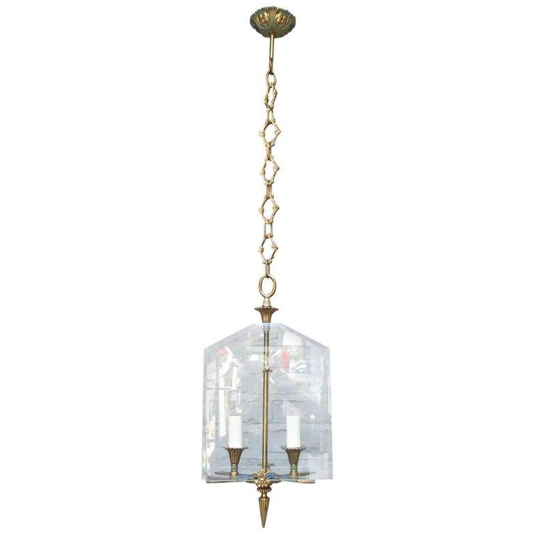 1950s Italian Lantern