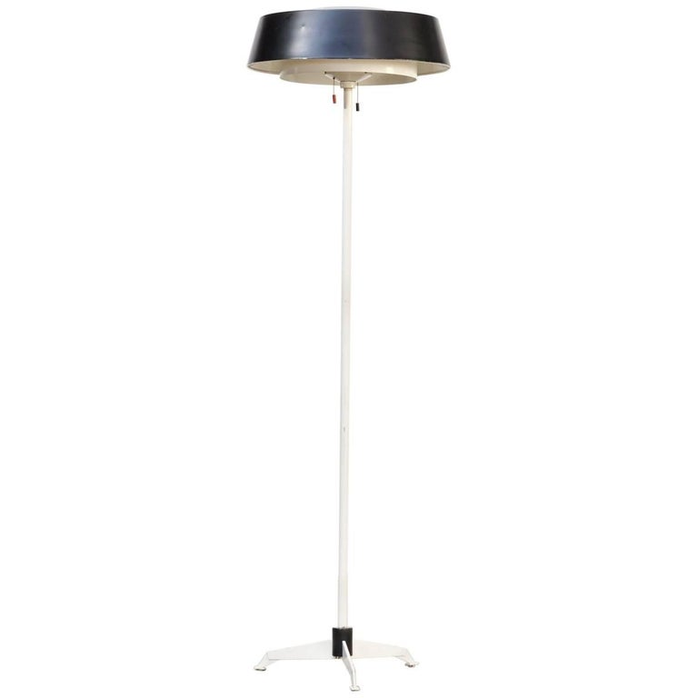1950s Niek Hiemstra 'ST 7128' Floor Lamp for Hiemstra Evolux For Sale