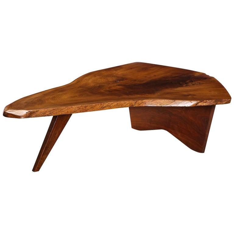 George Nakashima Coffee Table