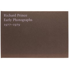 Richard Prince Early Photographs Book, 1977-1979