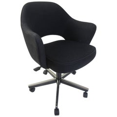 Eero Saarinen for Knoll Office Swivel Chair