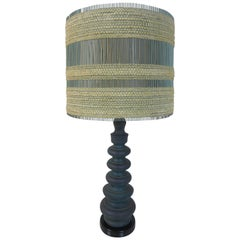 James Mont Lamp with Maria Kipp Shade