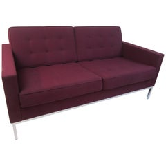 Florence Knoll for Knoll Settee