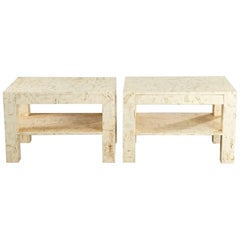Pair of Juan Pablo Molyneux Side Tables