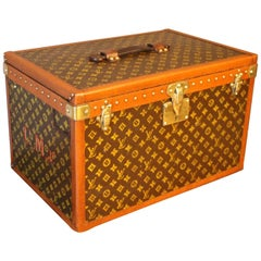 Louis Vuitton Steamer Trunk, Louis Vuitton Hat Trunk