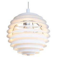 Louvre Pendant Lamp by Poul Henningsen for Louis Poulsen