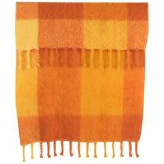 Lena Rewell Mohair Blanket