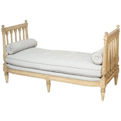 Louis XVI Style Painted Daybed