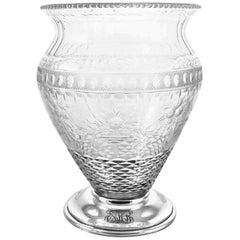 Hawkes Sterling Vase