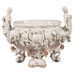 Early 20th Century Meissen Porcelain Centerpiece