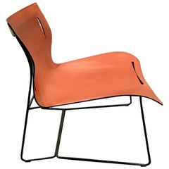 Cuoio Lounge Chair by EOOS for Walter Knoll