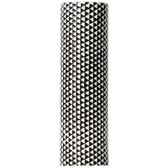 Stig Lindberg Ceramic Vase Model Domino by Gustavsberg in Sweden