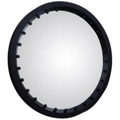 Large Convex Mirror in Black