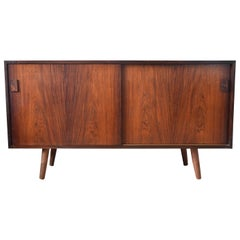 Danish Rosewood Sideboard by Viby Møbelfabrik, 1960s