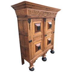 Beautiful French Antique Armoire