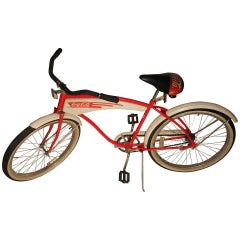 Huffy Beach Cruiser Bike by Coca-Cola
