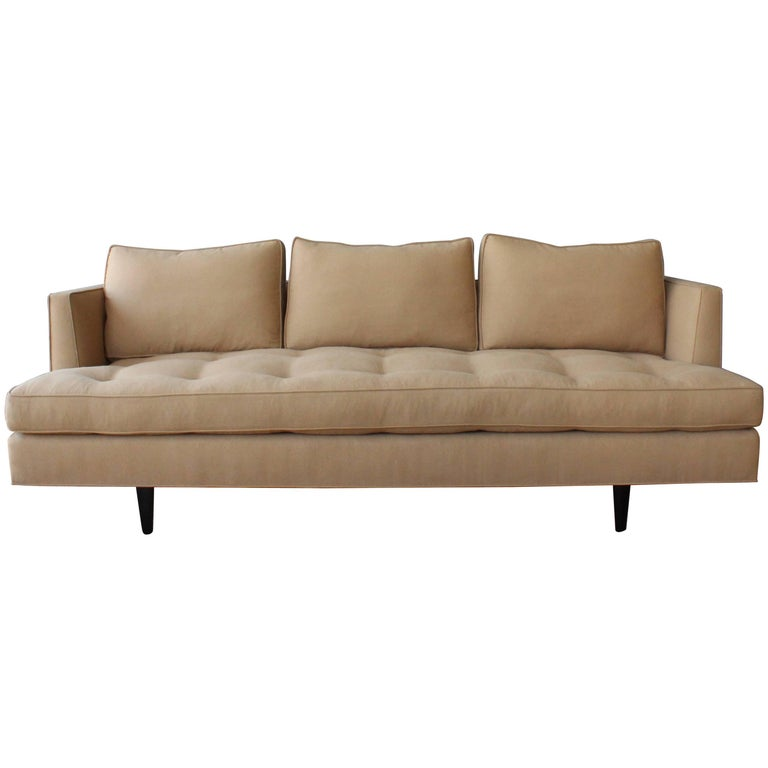 1950s Modern Sofa in the Manner of Edward Wormley For Sale