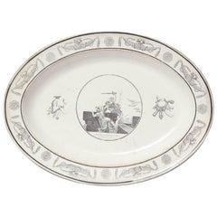 19th Century French Platter