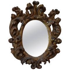 18th Century Venetian Rococo Mirror