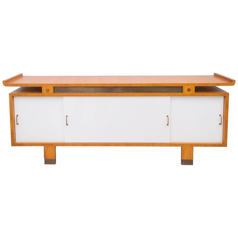 Jacques Quinet Cherrywood Sideboard