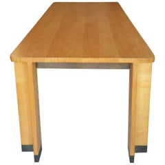 Jacques Quinet Cherrywood Dining Table