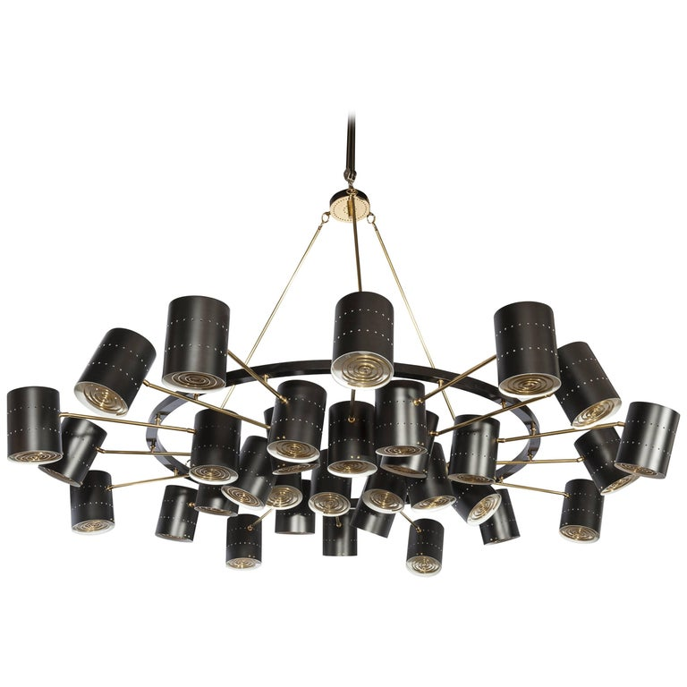 Contemporary Chandelier by Stan Usel