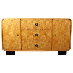 Scandinavian Art Deco Sideboard