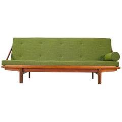 Newly Upholstered Daybed by Poul M. Volther for Frem Røjle, 1950s