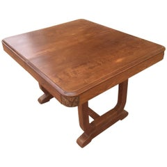 French Extending Table, 1940s
