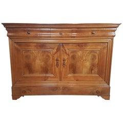19th Century Italian Cherry Wood Sideboard